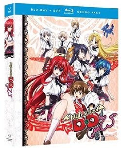 High School DxD: The Series (Blu-ray/DVD)