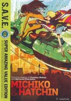Michiko & Hatchin: Complete Series (DVD)