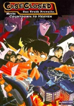 Case Closed: The Movie 5: Countdown to Heaven (DVD)