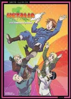 Hetalia: Axis Powers: Complete Series (DVD)