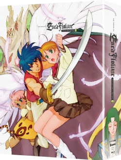 The Vision Of Escaflowne: The Complete Series (Blu-ray Disc)