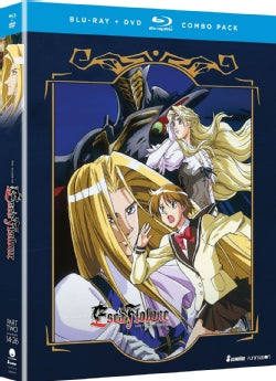 The Vision Of Escaflowne: Part Two (Blu-ray/DVD)