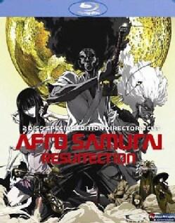 Afro Samurai: Resurrection (Director's Cut) (Blu-ray Disc)