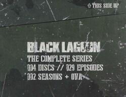 Black Lagoon: Premium Edition (Blu-ray Disc)