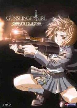 Gunslinger Girl: Complete Series with OVA (DVD)