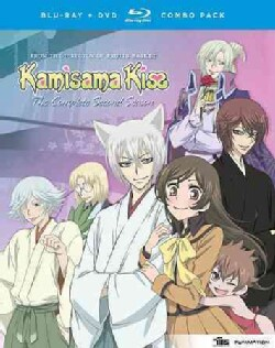 Kamisama Kiss: Season Two (Blu-ray/DVD)