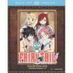 Fairy Tail: Collection One (Blu-ray/DVD)