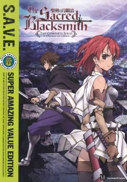 Sacred Blacksmith: Complete Box Set (DVD)