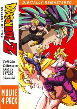 Dragonball Z: Movie Pack 2 (DVD)