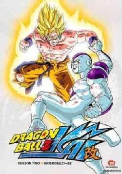 Dragon Ball Z Kai: Season Two (DVD)