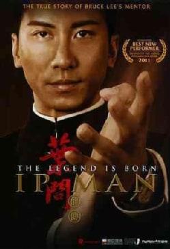 The Legend Is Born: Ip Man (DVD)
