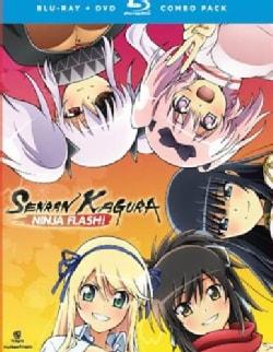 Senran Kagura: Ninja Flash! (Blu-ray/DVD)