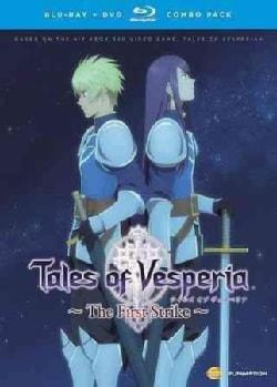 Tales of Vesperia (Blu-ray/DVD)