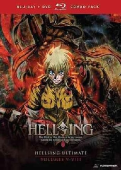 Hellsing Ultimate: Vols. 5-8 (Blu-ray/DVD)