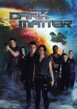 Dark Matter: Complete Series (DVD)