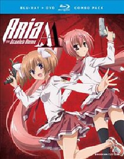 Aria The Scarlet Ammo AA: The Complete Series