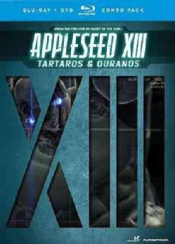 Appleseed XIII: Tartaros & Ouranos (Blu-ray/DVD)