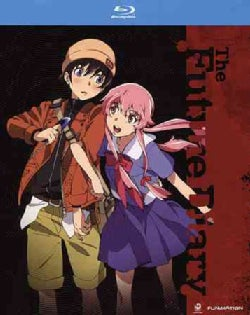Future Diary: Complete Series (Blu-ray Disc)