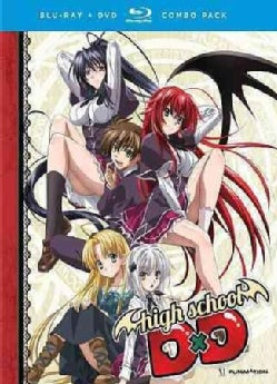 High School DxD: The Series (Blu-ray/DVD)
