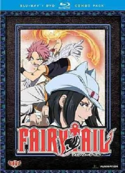 Fairy Tail: Part 6 (Blu-ray/DVD)
