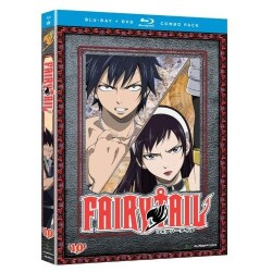 Fairy Tail: Part 10 (Blu-ray/DVD)
