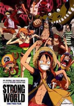 One Piece: Strong World (DVD)