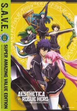 Aesthetica of a Rogue Hero: Complete Series (DVD)