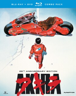 Akira: The Movie (Blu-ray/DVD)