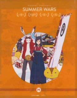 Summer Wars: Hosoda Collection (Blu-ray Disc)