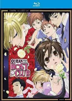 Ouran High School Host Club: Complete Series (Blu-ray Disc)