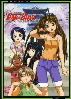 Love Hina: Box Set (DVD)