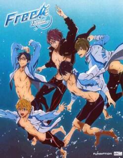 Free!: Eternal Summer: Season 2 (Blu-ray/DVD)
