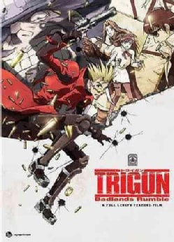 Trigun: Badlands Rumble (DVD)