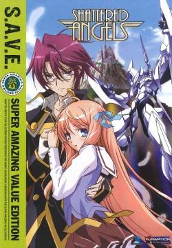 Shattered Angels: Complete Box Set S.A.V.E. (DVD)
