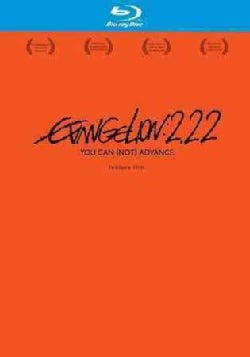 Evangelion: 2.22 You Can [Not] Advance (Blu-ray Disc)