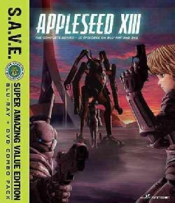 Appleseed XIII: The Complete Series