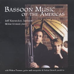 Various - Bassoon Music of the Americas
