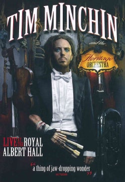 Tim Minchin and The Heritage Orchestra (DVD)