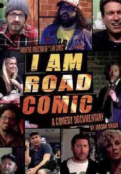 I Am Road Comic (DVD)