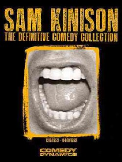 The Definitive Comedy Collection (DVD)