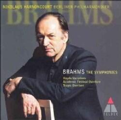 Nikolaus Harnoncourt - Brahms:Symphonies1-4