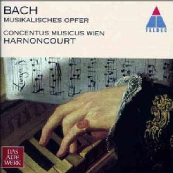 Concentus Musicus Wien - Bach: Musical Offering
