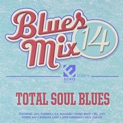 Various - Blues Mix: Vol. 14: Total Soul Blues