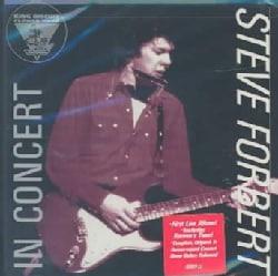Steve Forbert - Steve Forbert Live in Concert
