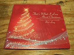 RICK LANG - THATS WHAT I LOVE ABOUT CHRISTMAS