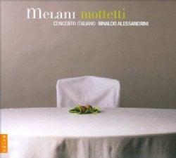 Alessandro Melani - Melani: Mottetti