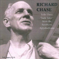 Richard Chase - Tells Three 'Jack Tales' From The Southern Appalachians