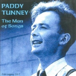 Paddy Tunney - The Man Of Songs