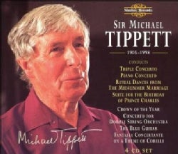 English String Orch. - Tippett: Orchestral Works