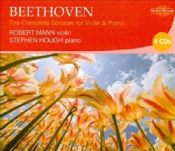 Robert Mann - Beethoven: Complete Sonatas for Violin & Piano